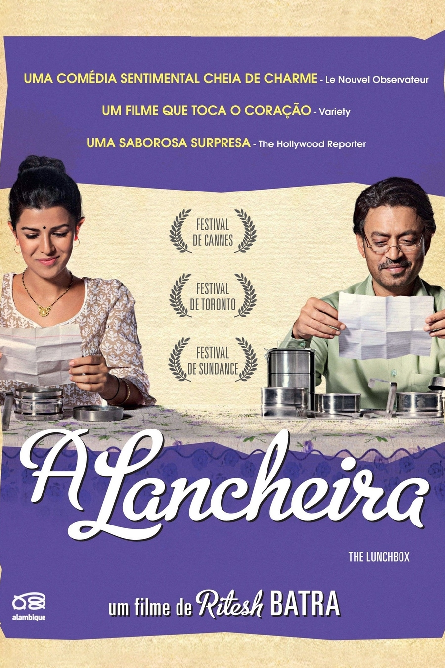A Lancheira