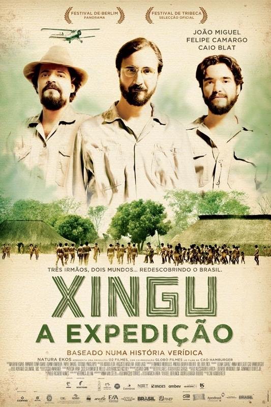 Xingu: A Expedição