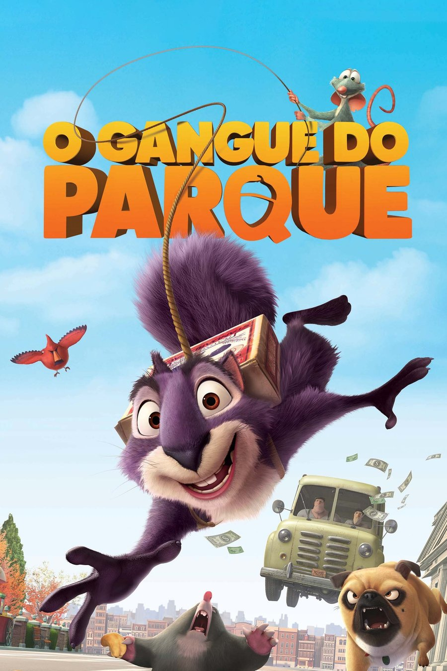 O Gangue do Parque