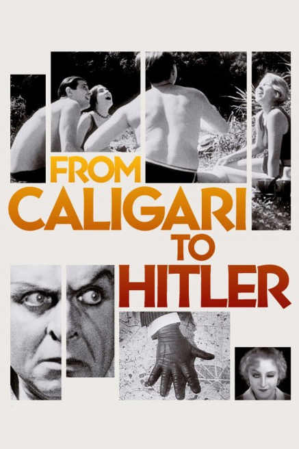 De Caligari a Hitler - O Cinema Alemão na Era das Massas