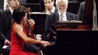 Prokófiev e Mahler por Abbado e Wang