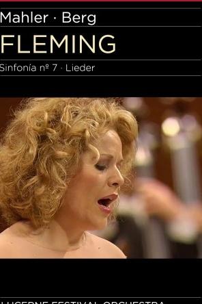 Berg, Schubert e Mahler por Fleming e Abbado