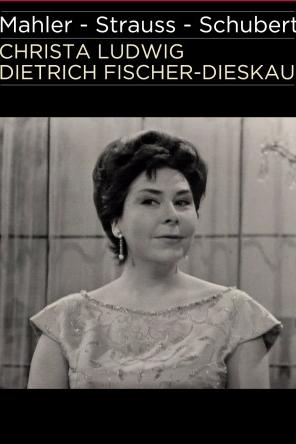 Recital de Dietrich Fischer-Dieskau e Christa Ludwig