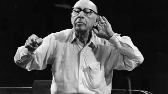 Stravinsky, O Último Adeus