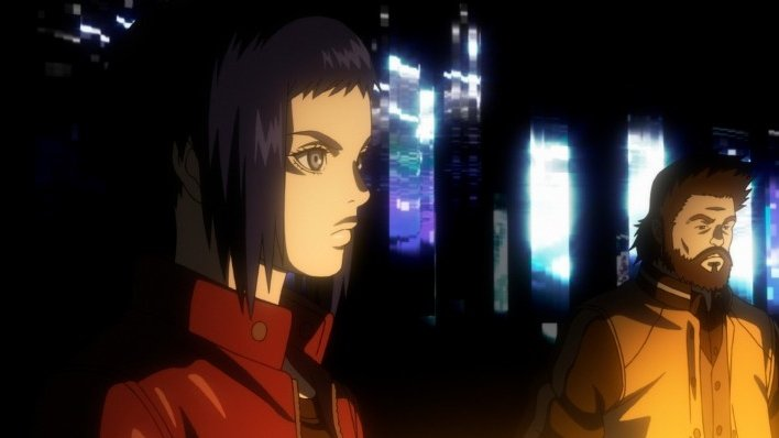 Ghost in the Shell: O Amanhecer