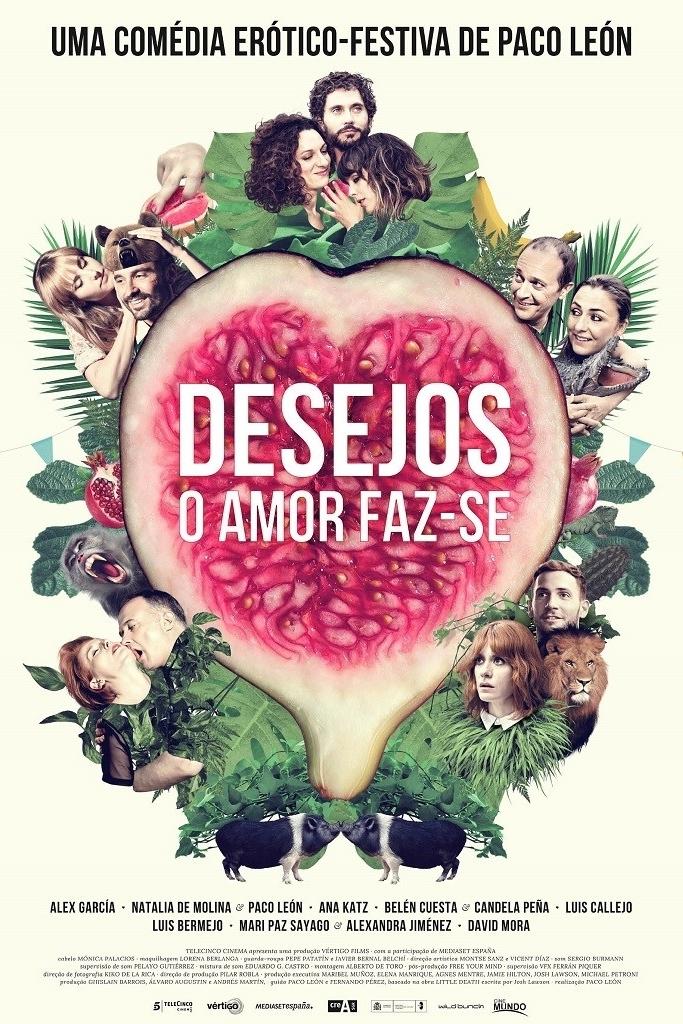 Desejos, O Amor Faz-se