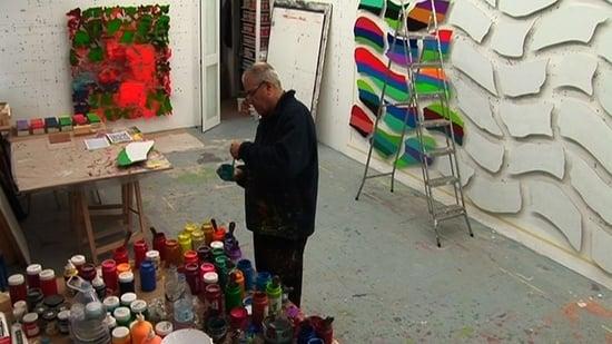 Pedro Calapez - Trabalhos do Olhar