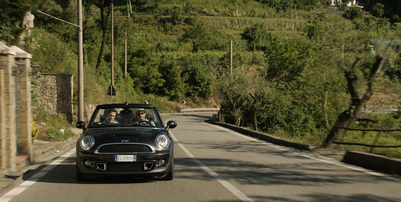 A Viagem a Itália