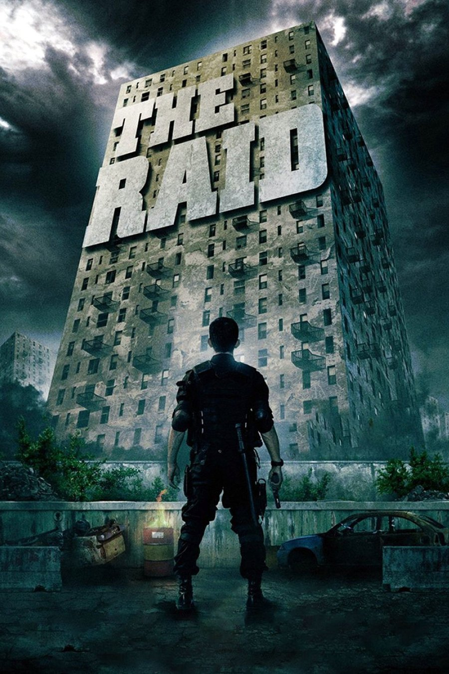 The Raid: Redenção