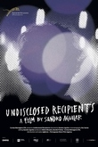 Undisclosed Recipients