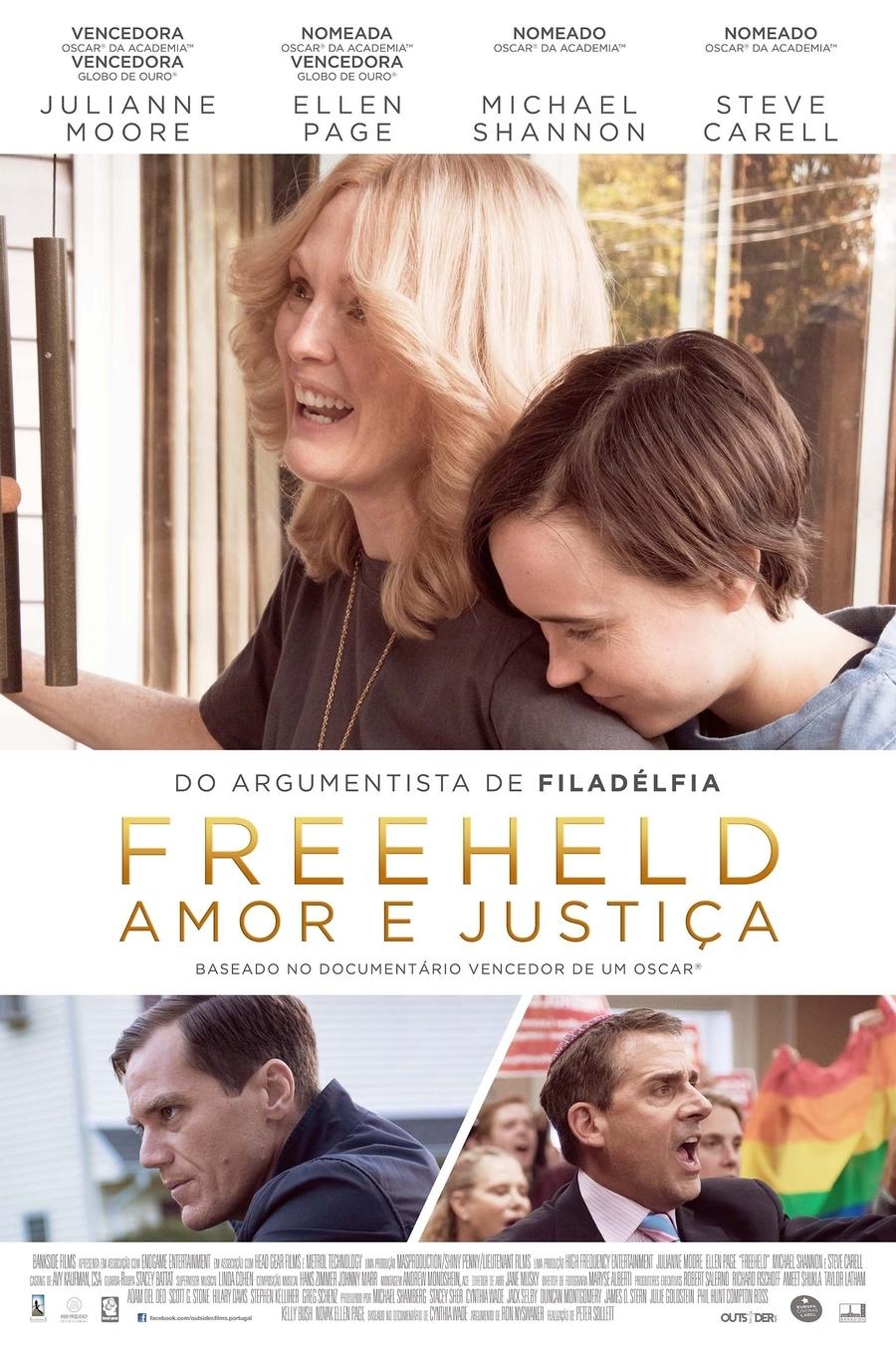 Freeheld - Amor e Justiça
