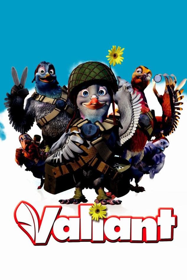 Valiant - Os Bravos do Pombal