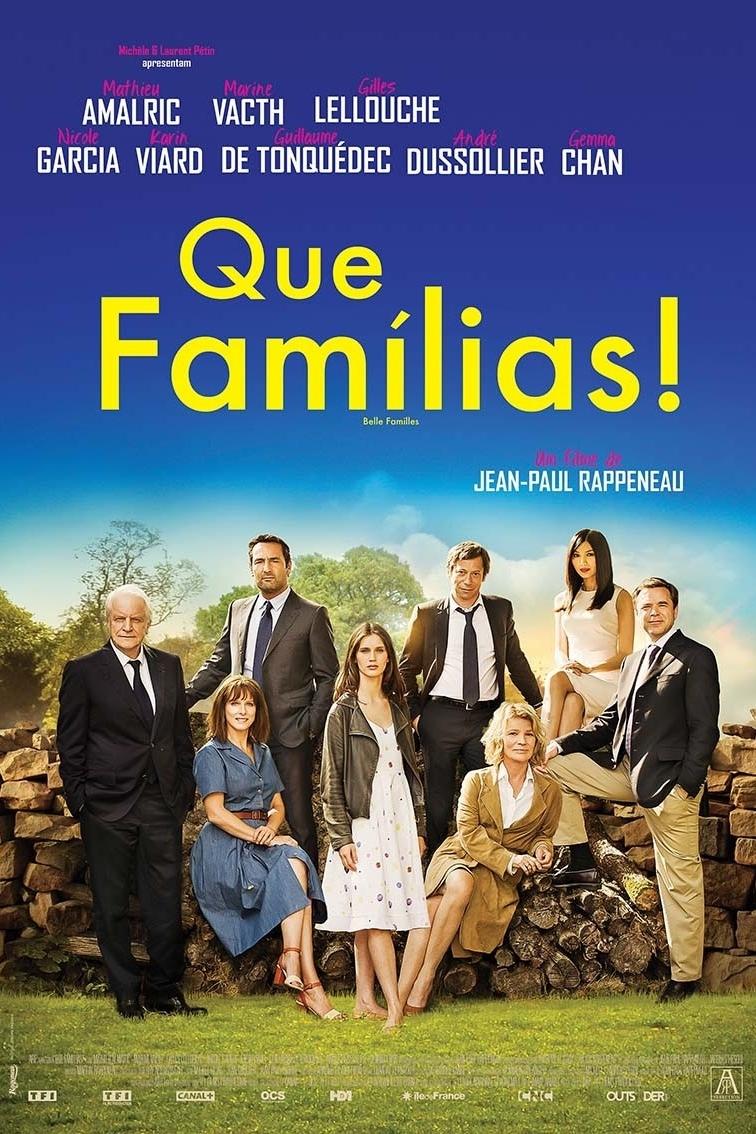 Que Famílias!