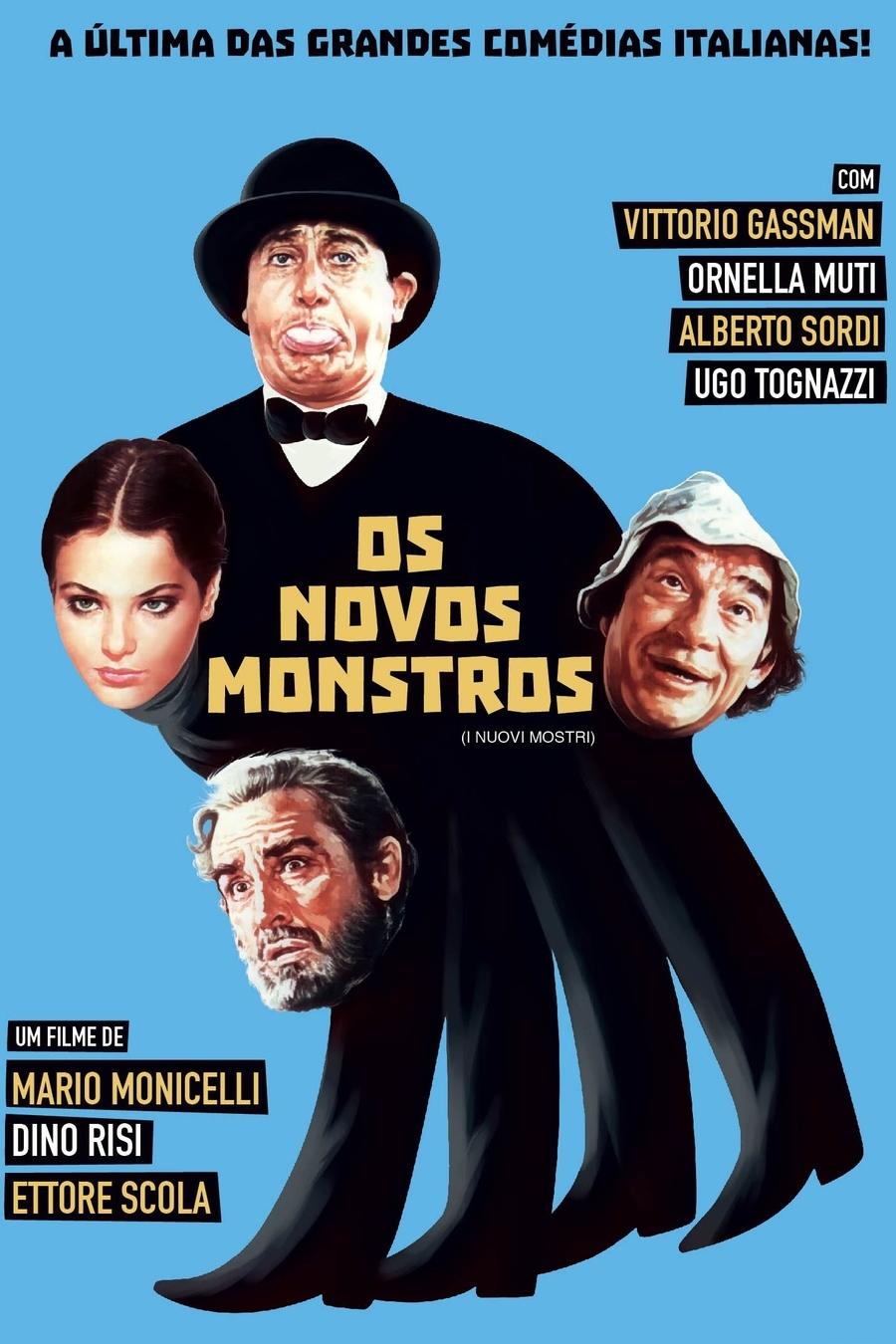 Os Novos Monstros