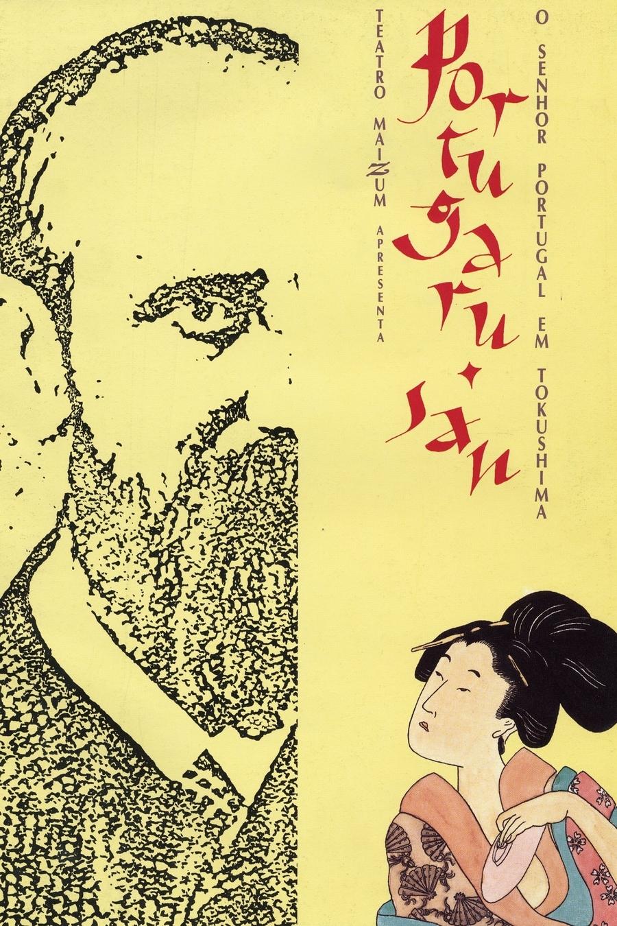 Sr. Portugal em Tokushima