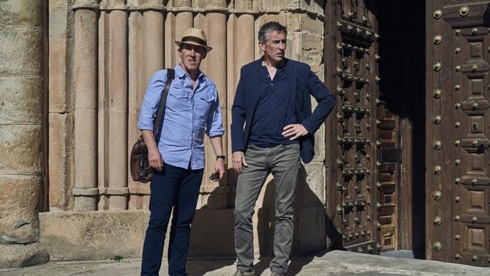 A Viagem a Espanha
