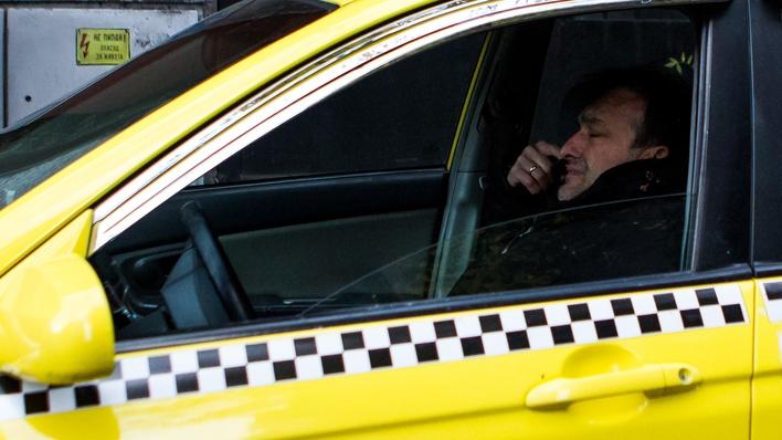 Táxi Sófia