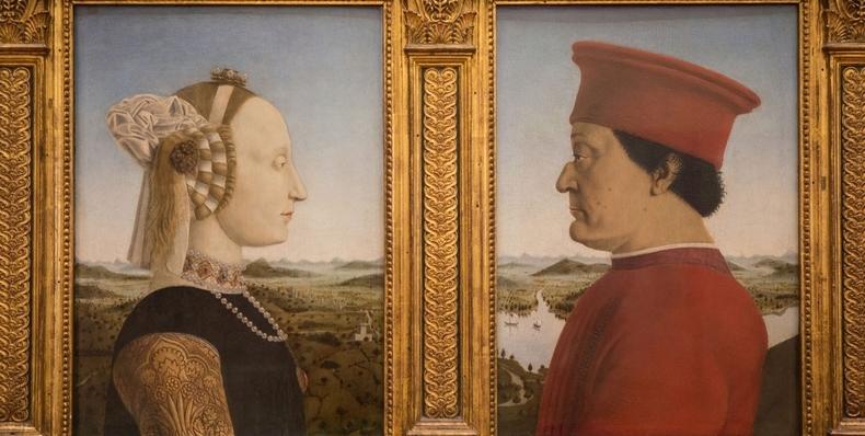 Florença e a Galeria dos Ofícios