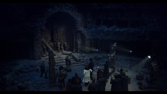 Mojin e o Templo Perdido