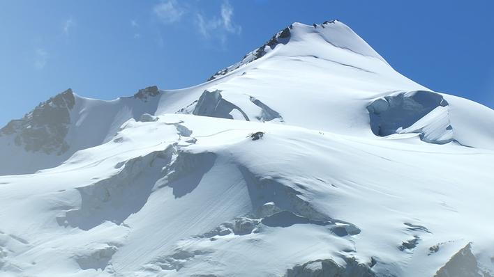 A Sinfonia dos Cumes: Os Alpes Vistos de Cima