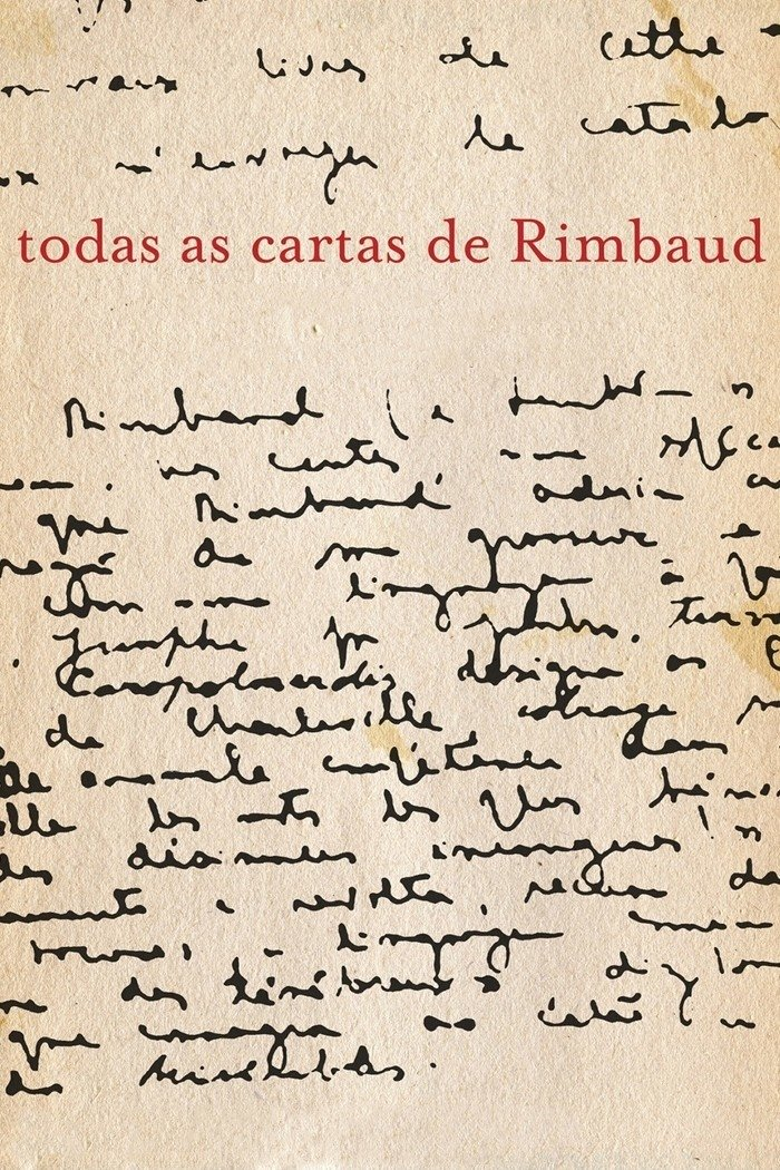Todas as Cartas de Rimbaud