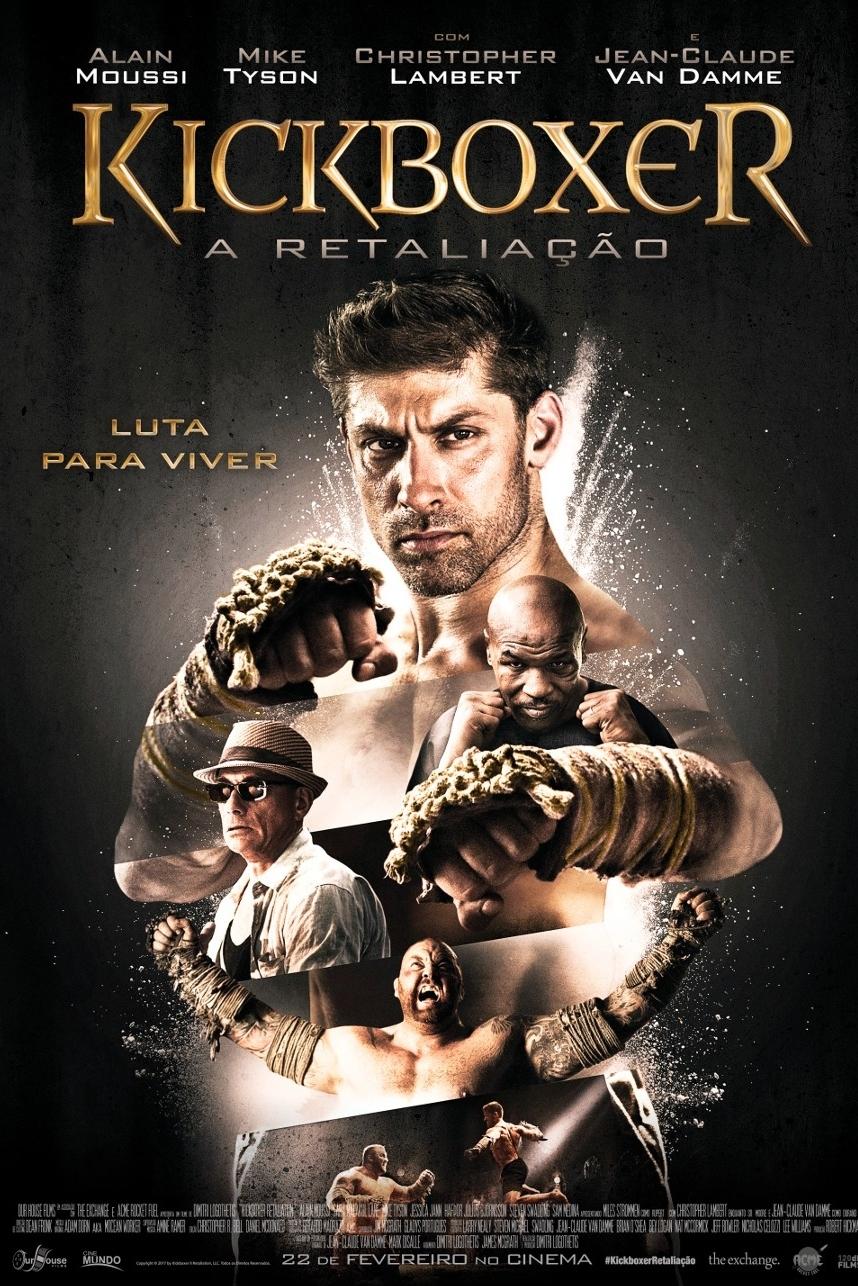 Kickboxer A Retaliação