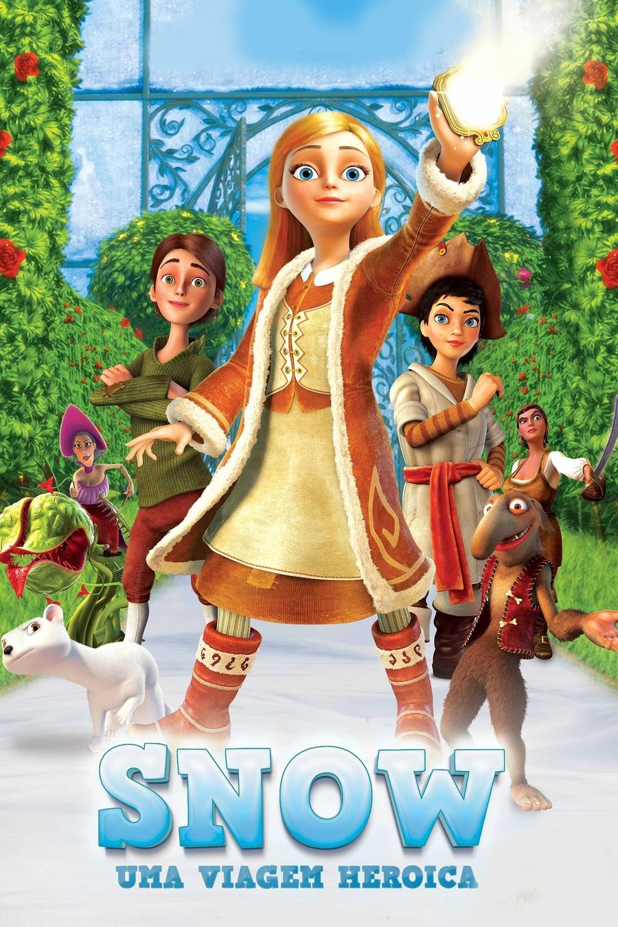 Snow Uma Viagem Heroica