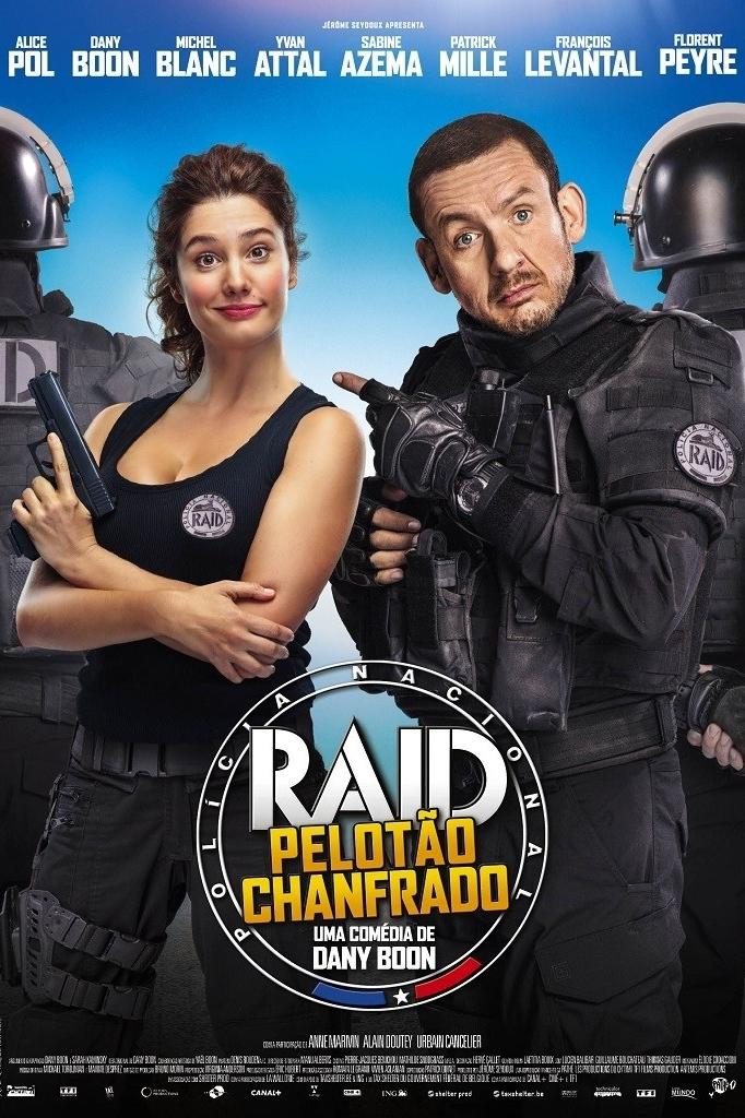 Raid - Pelotão Chanfrado
