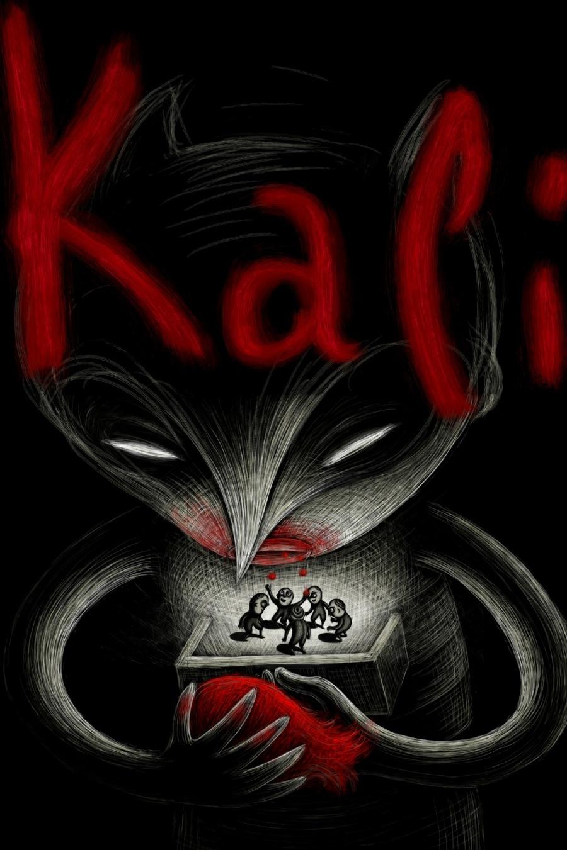 Kali, O Pequeno Vampiro