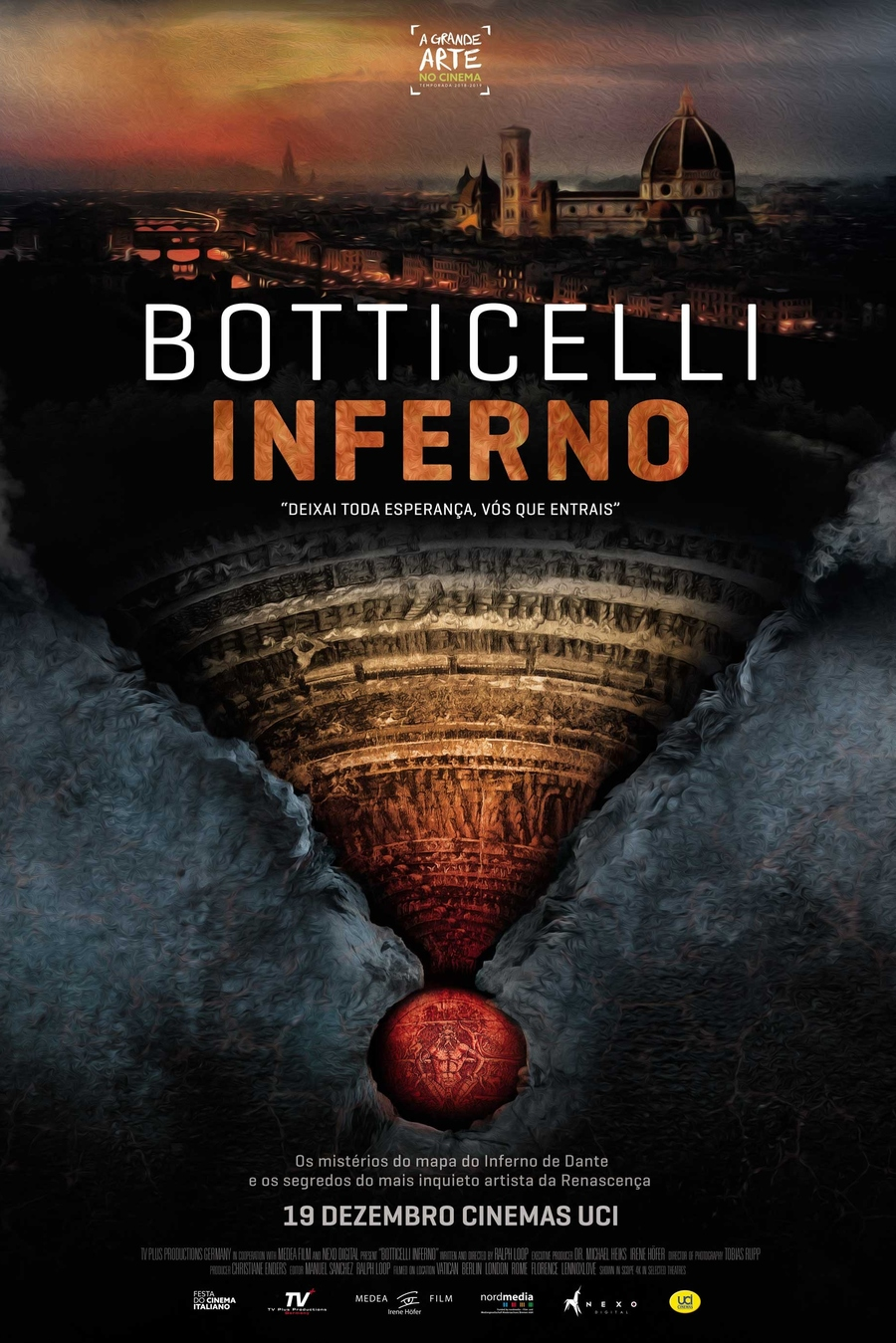 Botticelli - Inferno
