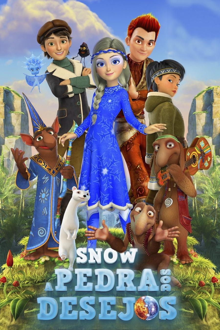 SNOW - A Pedra dos Desejos
