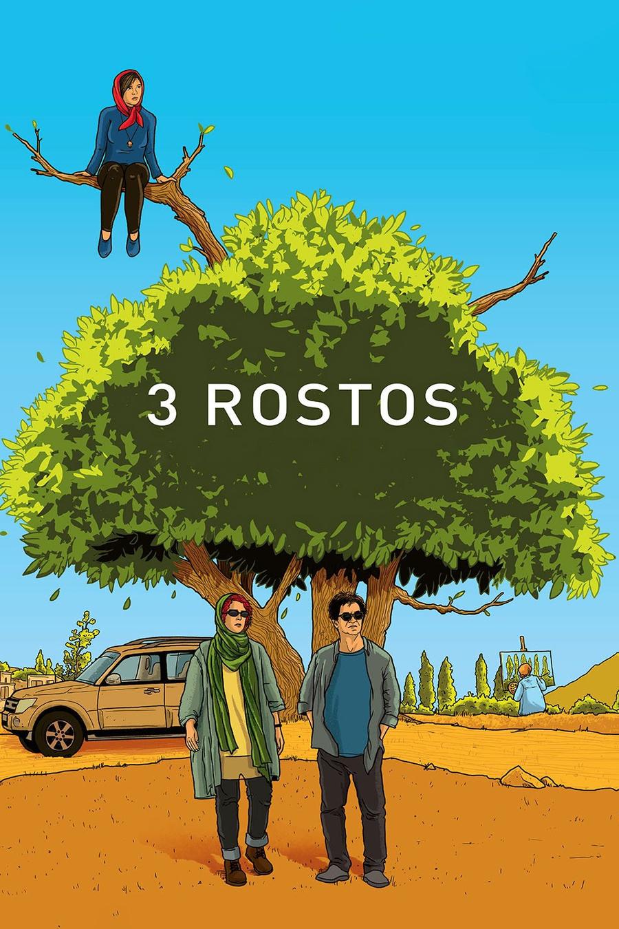 3 Rostos