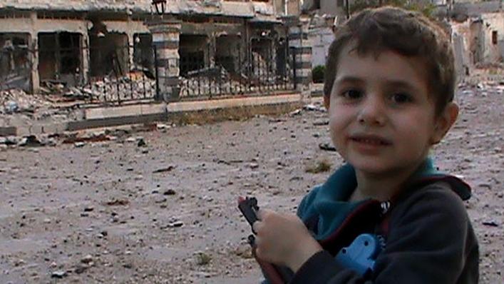 Água Prateada - Um Auto-retrato da Síria