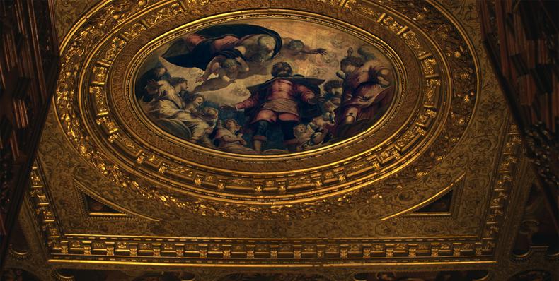 Tintoretto - Um Rebelde em Veneza