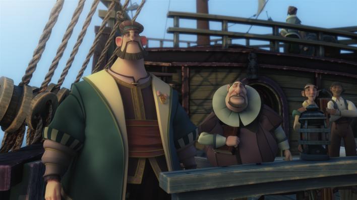 Uma Aventura nos Mares A 1ª Viagem de Circum-Navegação