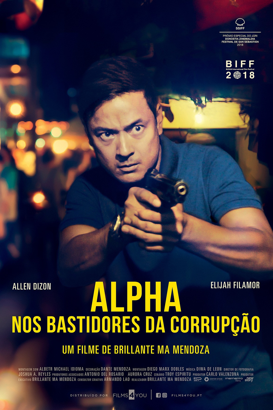 Alpha: Nos Bastidores da Corupção