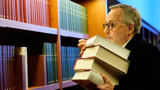 A Biblioteca dos Livros Rejeitados