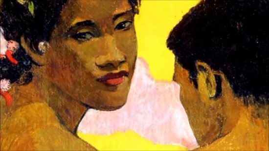 Gauguin no Taiti - O Paraíso Perdido