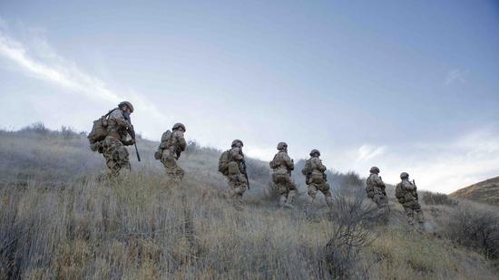 Rogue Warfare: Fim de Uma Nação