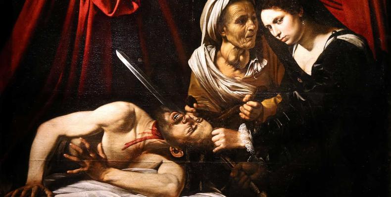 Caravaggio - A Alma e o Sangue