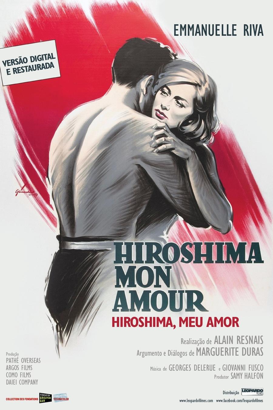 Hiroshima, Meu Amour