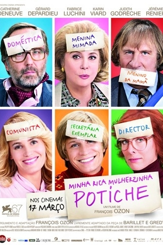 Potiche - Minha Rica Mulherzinha