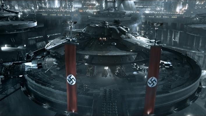 Nazis Invasores